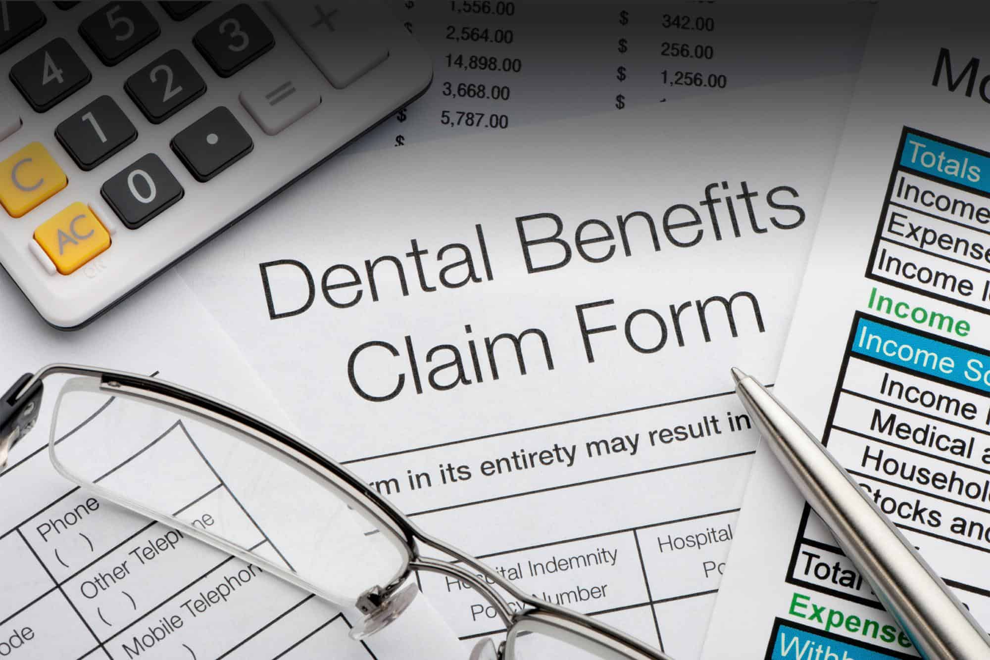Claims/ Dental and Personal Accident Insurance